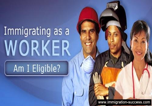 Canada Skilled Worker