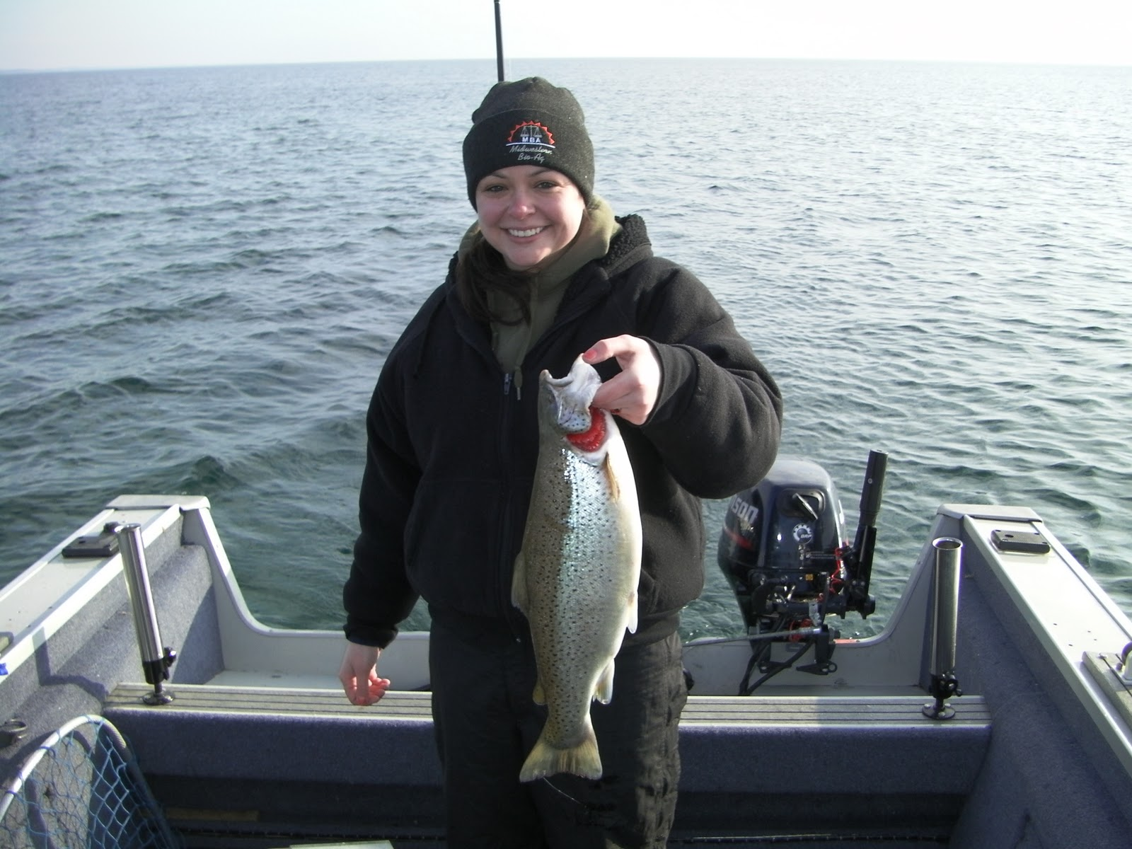 Wisconsin Fishing Reports April 2011