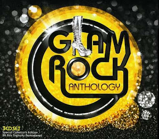 capa Download – Glam Rock Antologia  – 2012
