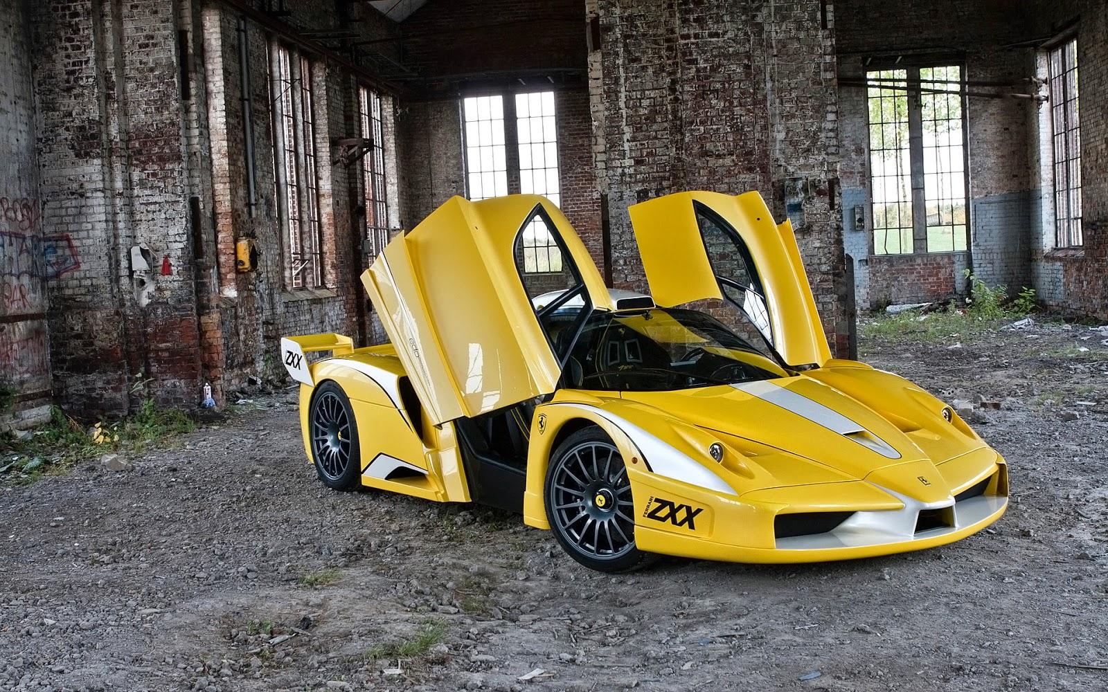Gambar Mobil Ferrari Enzo ZXX Edo Competition ZR Exotics