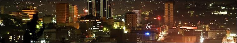 Kampala @ Night