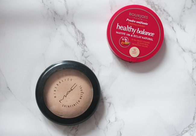 High Street vs High End || Powders