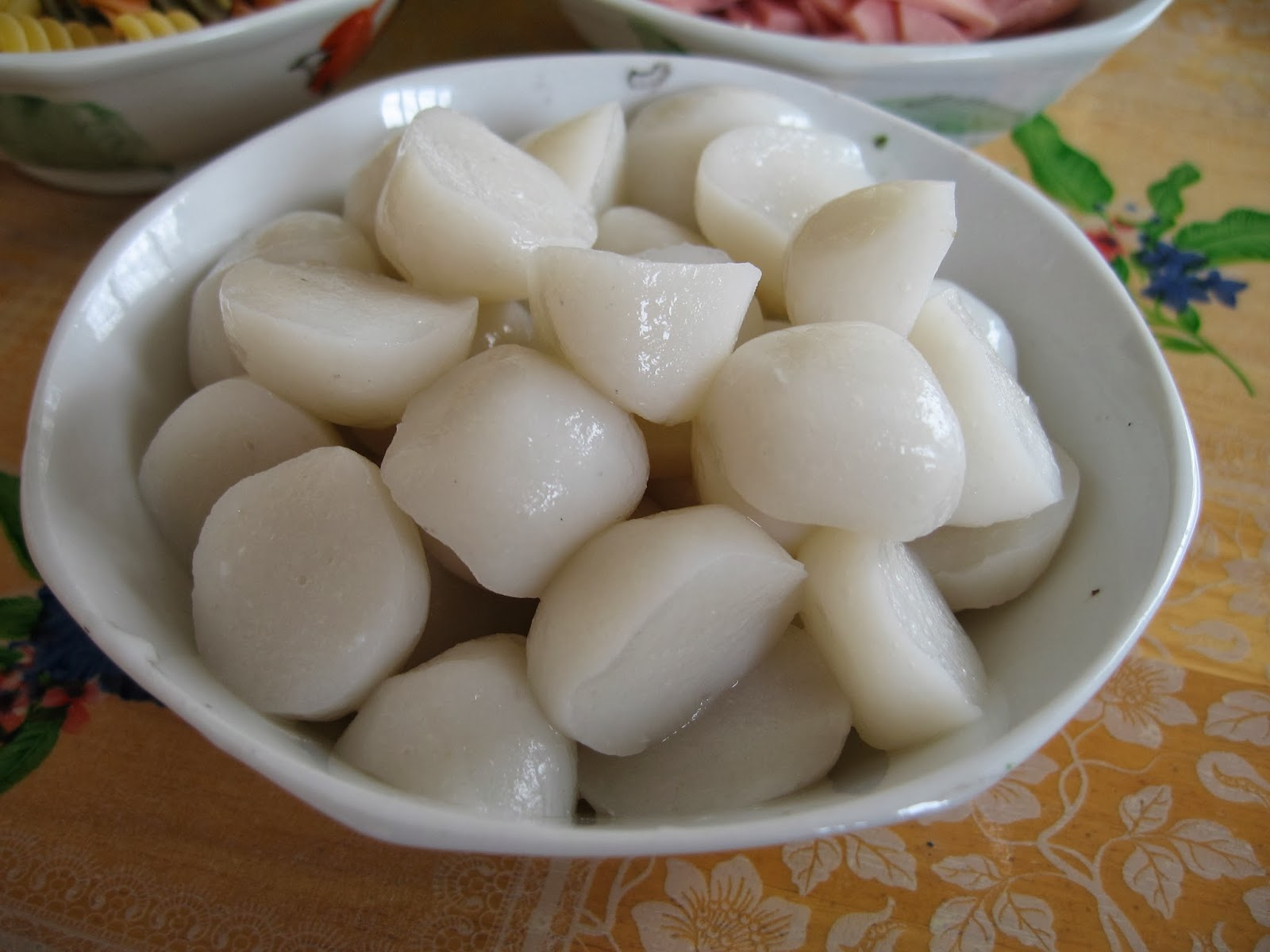 fish ball recipe steamed fish balls with bean curd sticks