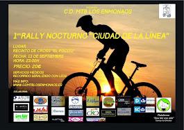 13/09 Rally nocturno la Linea
