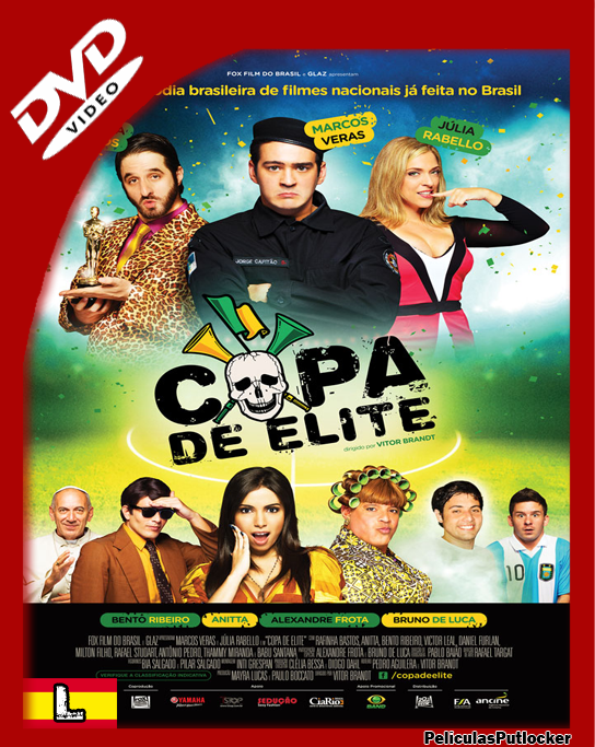 Copa De Elite (2014) DVDRip Latino