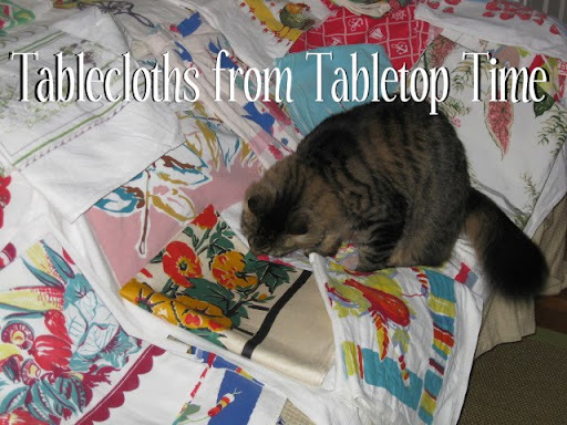 Tablecloths from Tabletop Time