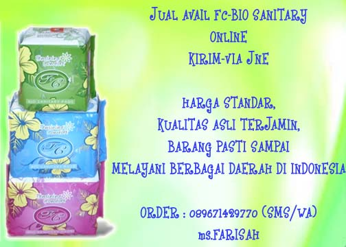 JUAL AVAIL