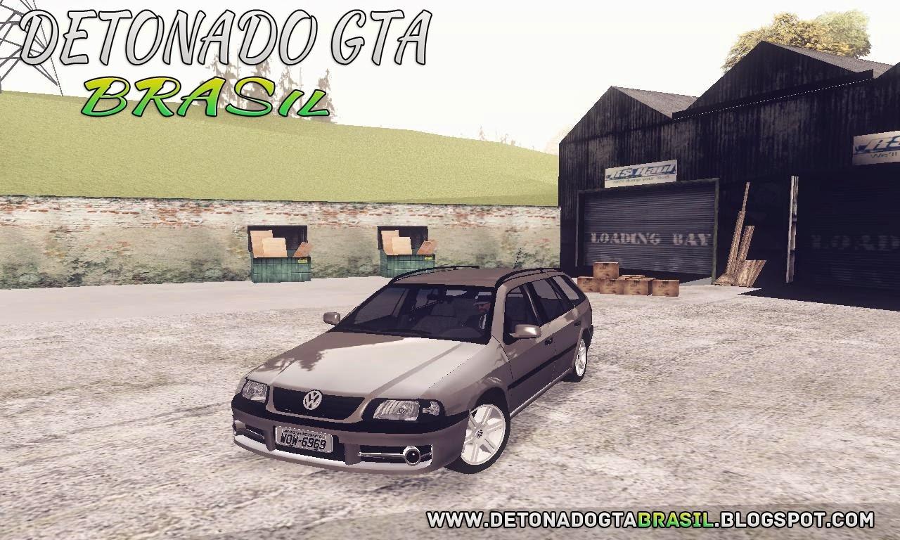 GTA SA - Volkswagen Parati G3 City 2005