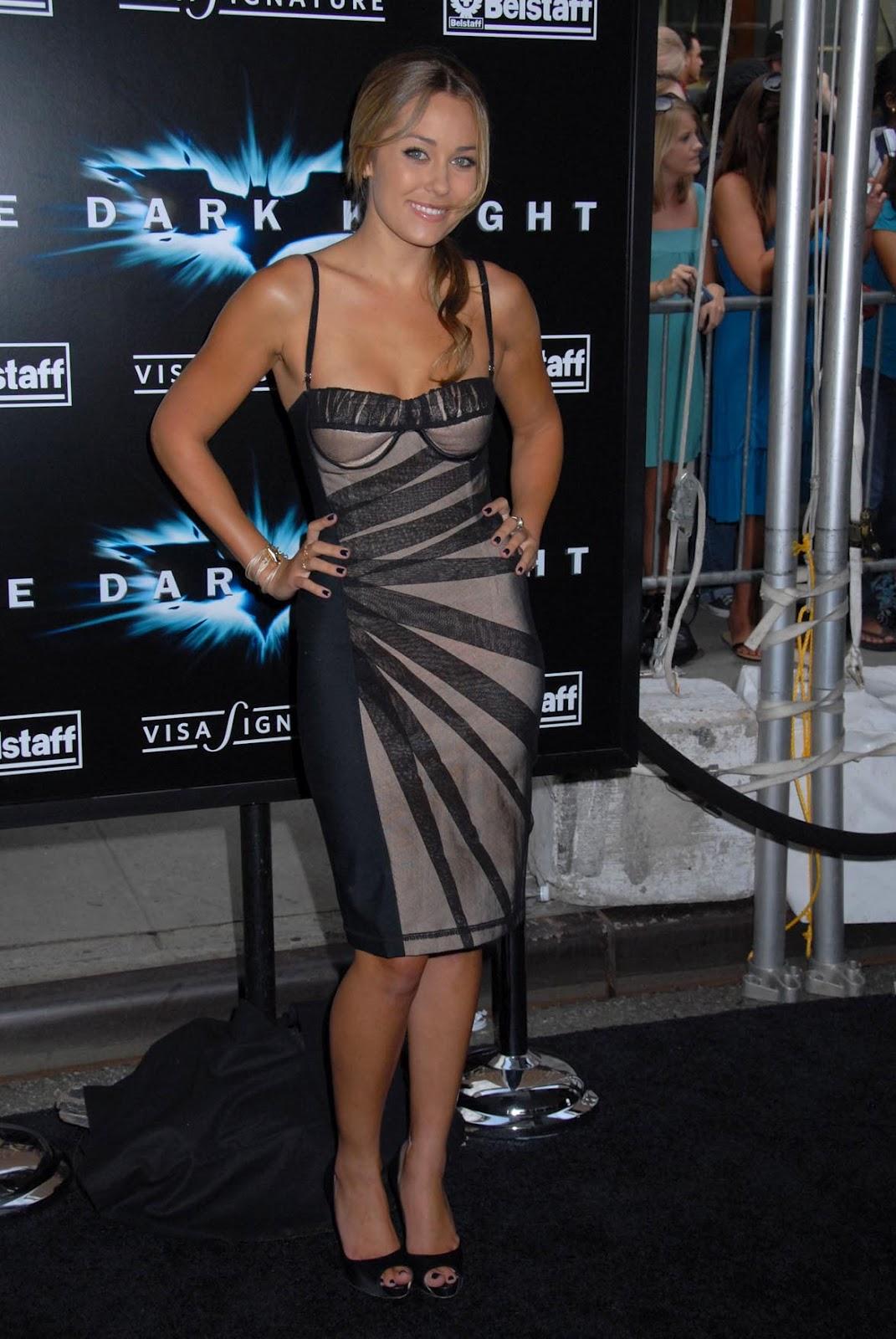 LifestyleBay: Lauren Conrad hot photos showing her little hills Kim Kardashian