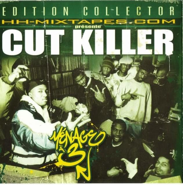 Cut Killer - Menage a 3 (Edition Collector) (1995)