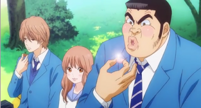 Anime, Mi historia de amor