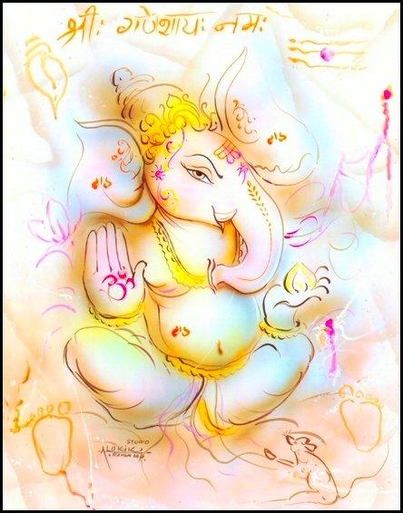 Ganesha - Prosperidade