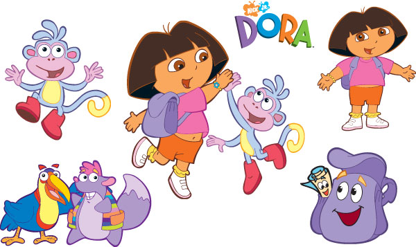 dora free wallwapapers 2011 new dora wallpapers dora the explorer dora ...