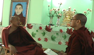 Interview with Galon Ni Sayadaw by Ashin Pyinnyar Nanda