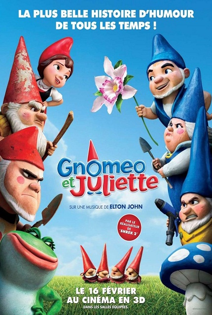 Gnomeo and Juliet (2011) โนมิโอ แอนด์ จูเลียต [HD]