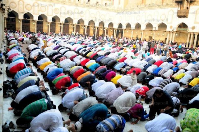 صلاة عيد الفطر, كيف أصلي صلاة عيد لفطر, كيف أصلي صلاة العيد, ماهي خطوات آداء صلاة العيد, ماذا أقول في صلاة العيد