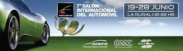 7° Salón Internacional del Automóvil de Buenos Aires