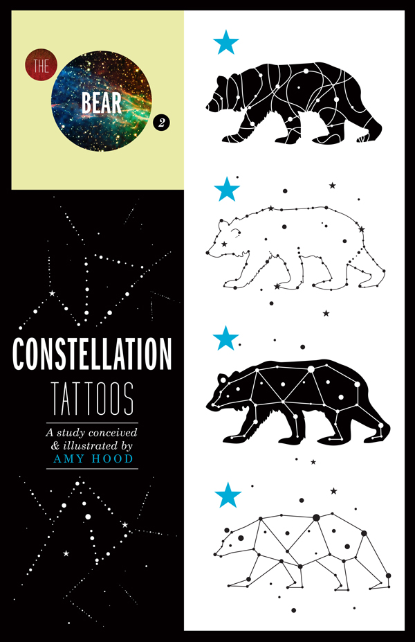 Constellation Stencils