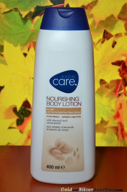 Avon Care Nourishing Body Lotion