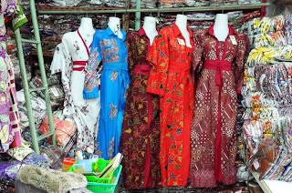 Foto Baju Batik Solo Klewer