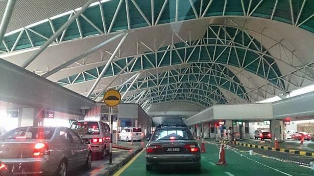 シンガポール通行料値上げ ジョホールバルCIQからコーズウェイへ