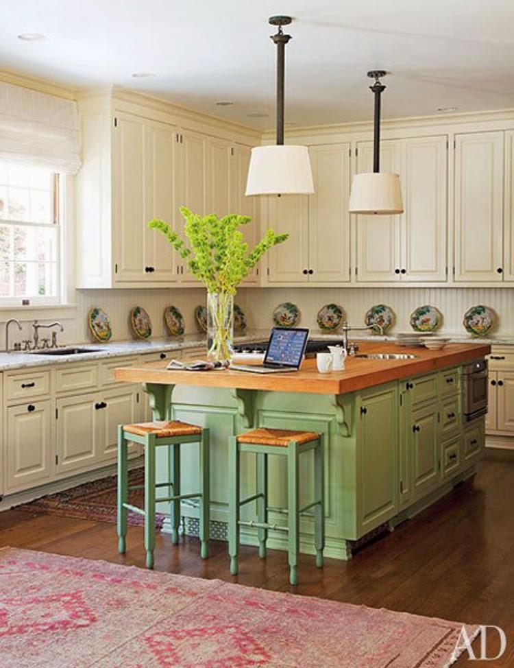 pale green kitchen, celadon kitchen, kitchen inspirations