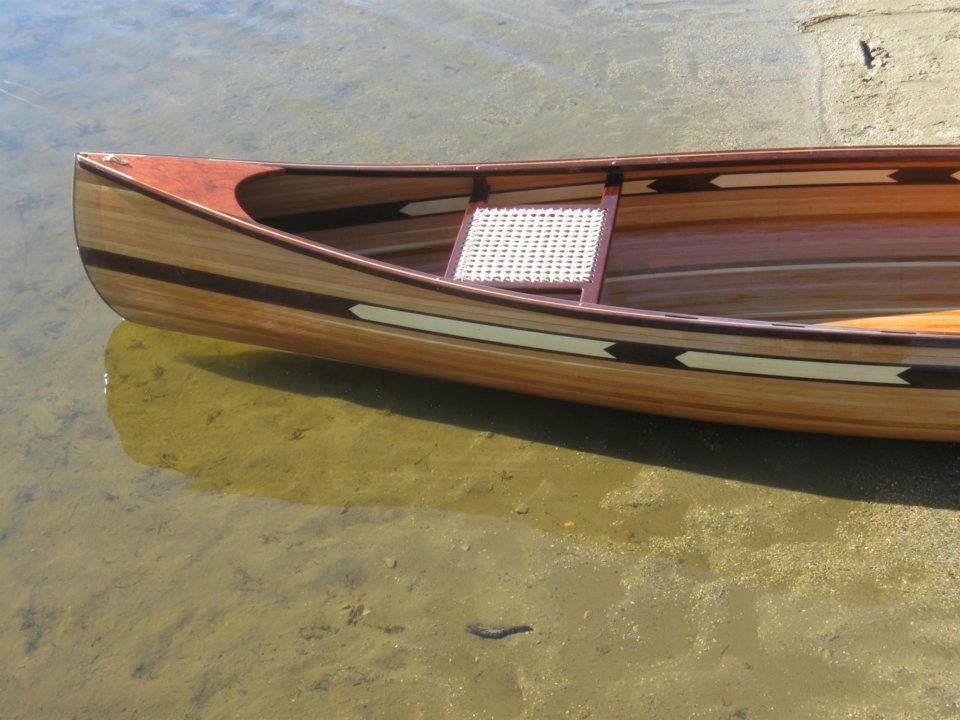 Stern//Center Canoe Work Deck 01.1331.6010