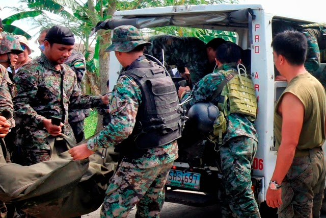 64 Police Killed by MILF and BIFF -- Whose to Blame?