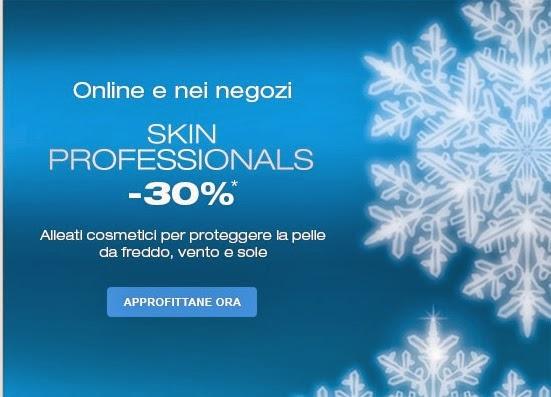 KIKO - Skin Professional -30% online e nei negozi