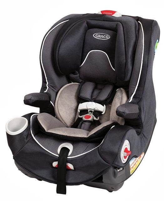 Graco Forever Safety Surround Car Seat
