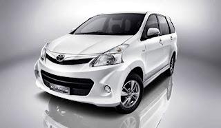 Daftar harga mobil Toyota baru