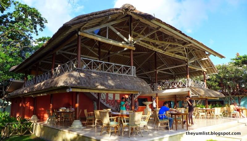 La Lucciola, Modern Italian Restaurant, Seminyak, Bali