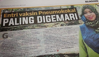 BLOGGER PILIHAN UTUSAN MALAYSIA