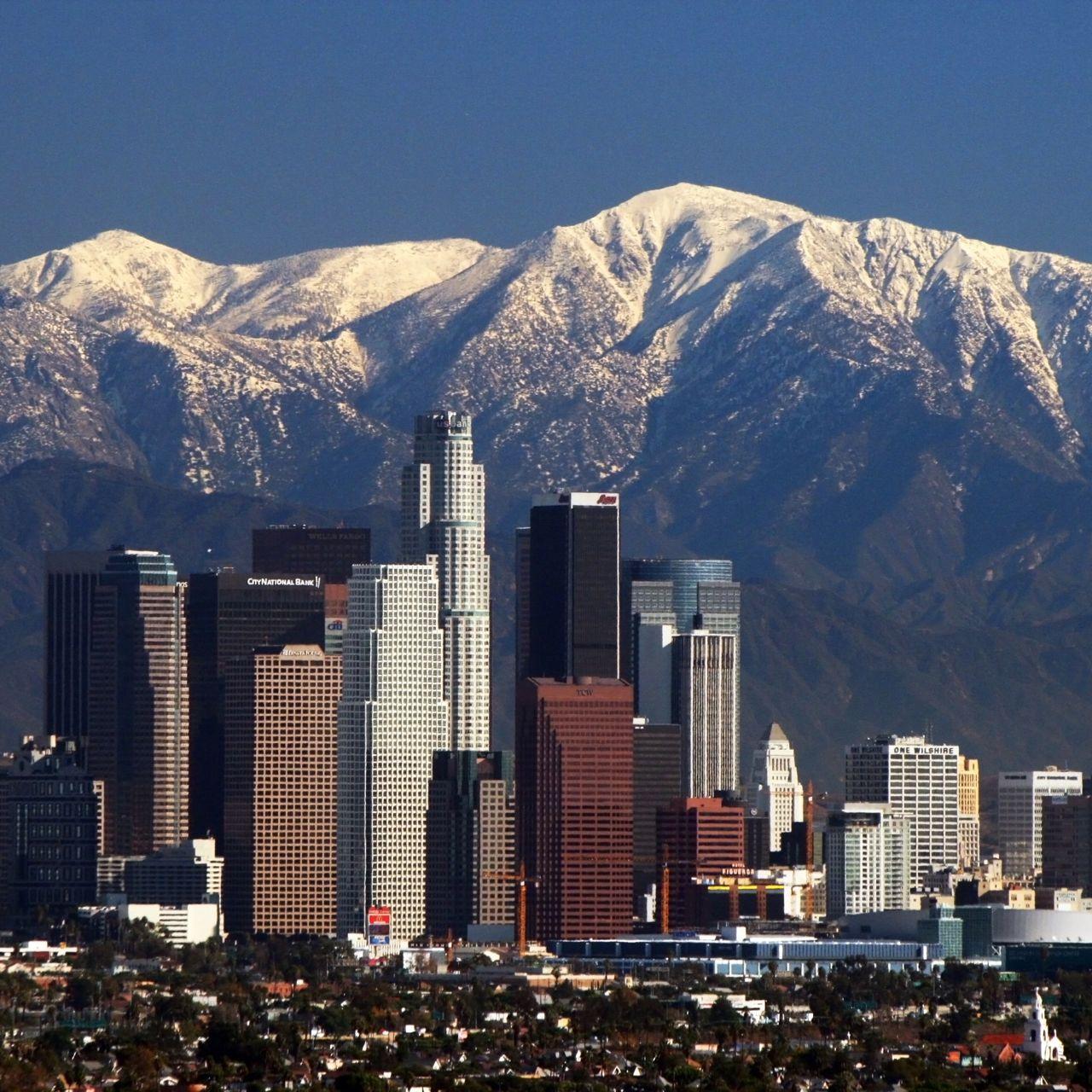Experiencing Los Angeles: Winter In Los Angeles: Downtown