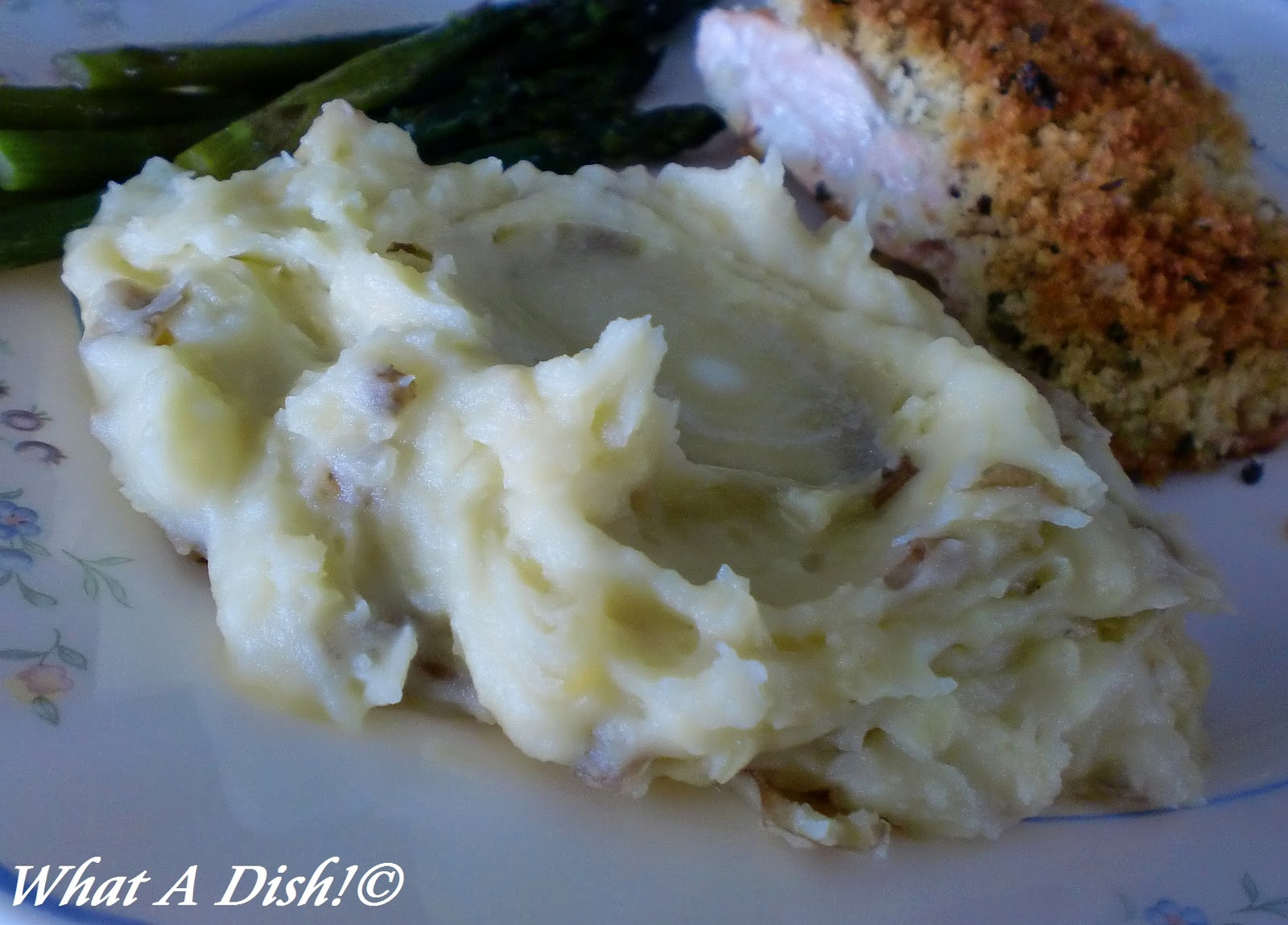 how to cook mashed potatoes in a slow cooker