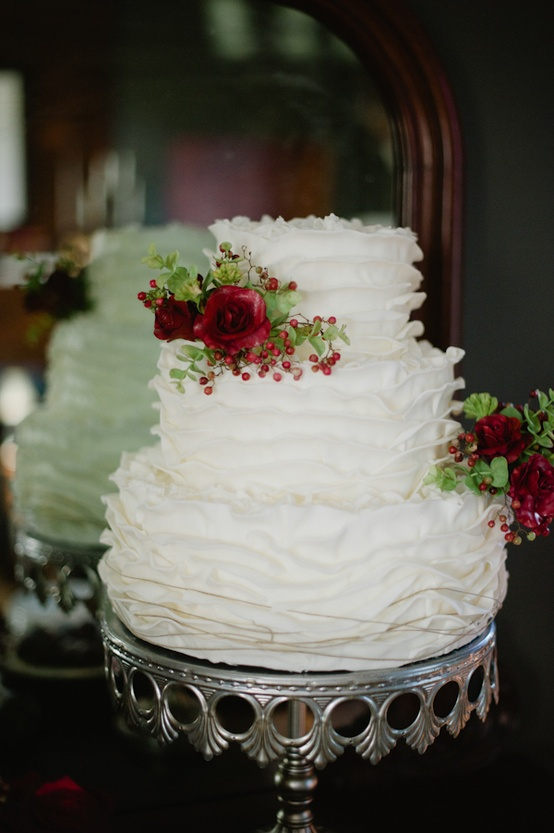 Simple Decorating Ideas For Wedding Cakes Cake Living Room