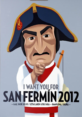 cartel san fermin 2012