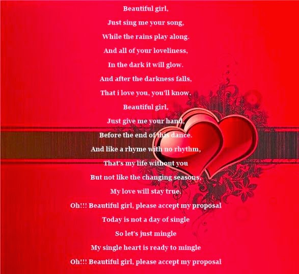 Valentine Poem For Her Top Ten Quotes – Valentine Cards Poems