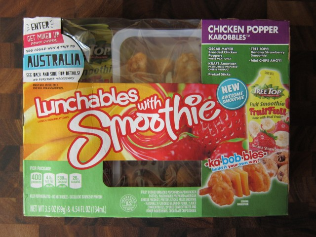 Lunchables Chicken Mayer's Lunchables Chicken