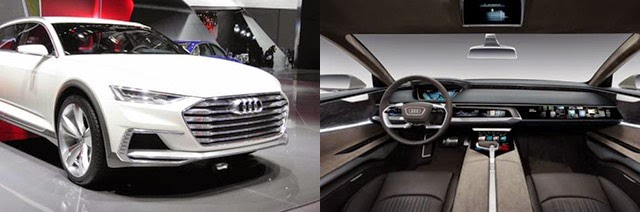 Konsep Mobil Mewah Audi Prologue Allroad Dirancang Lebih Stylish