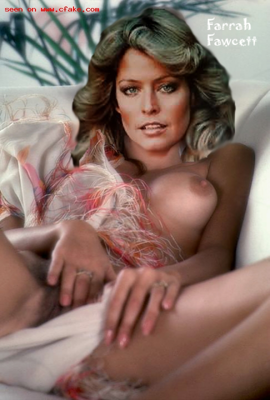 Naked Photos Of Farrah Fawcett