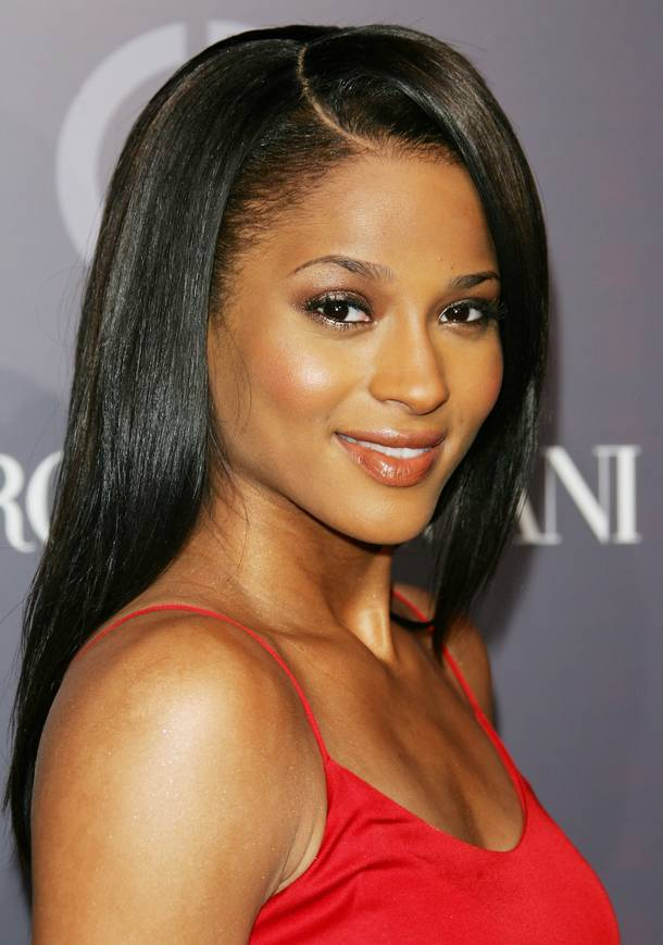 Ciara Hairstyle Trends