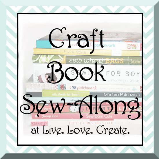 Craft Book Sew Along