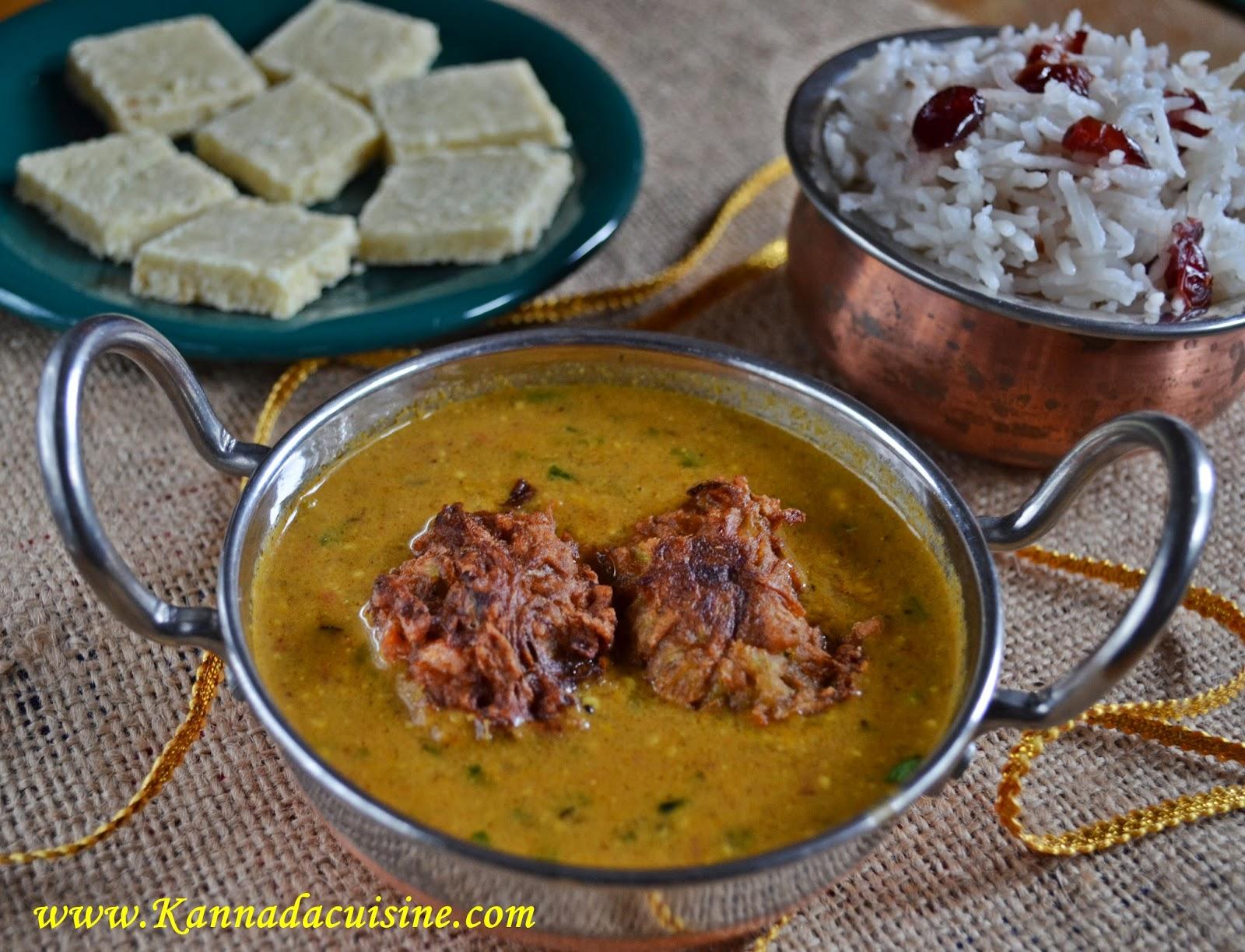 Kannada cuisine sorekayi kofta curry forumfinder Gallery
