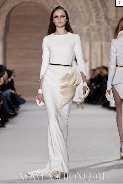 Vasilisa Pavlova: Stephane Rolland Haute Couture S/S 2012 Paris