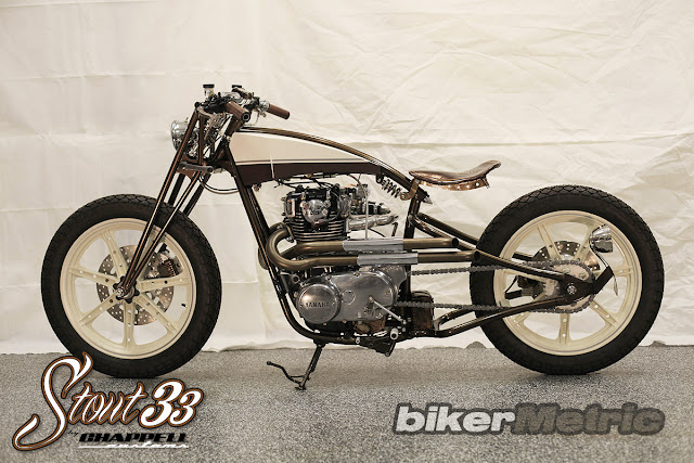 xs650 boardtracker - stout33 by chappell customs
