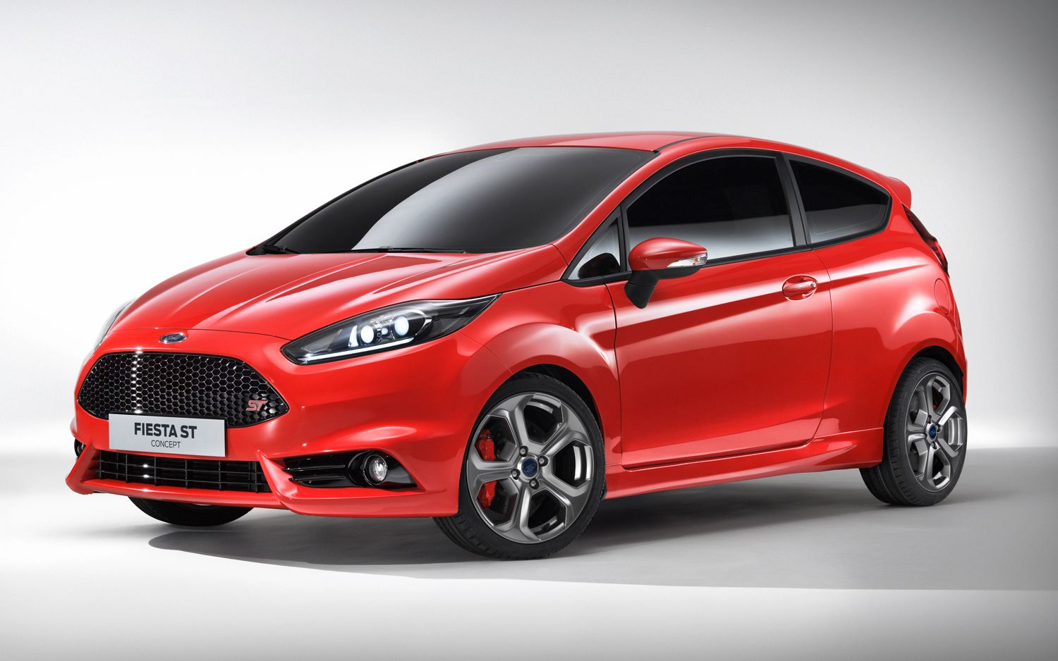 2014 ford fiesta st all about cars. Black Bedroom Furniture Sets. Home Design Ideas