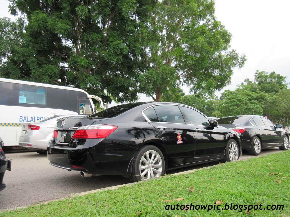 Honda Accord 2.4 Exco Negeri Johor JDT6