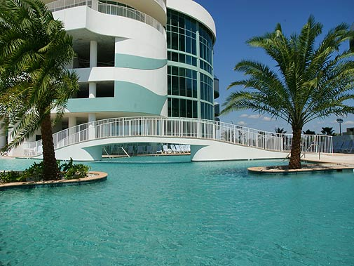 Orange Beach Rentals With Lazy River