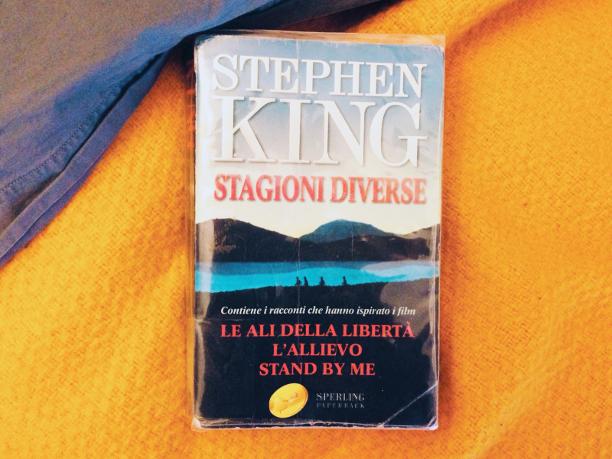 libri, letteratura, racconti, Stand by me,